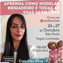 APRENDA COMO MODELAR BRIGADEIRO E TODAS AS SUAS VARIAÇÕES