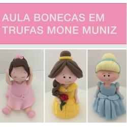 AULA BONECAS EM TRUFAS MONE MUNIZ