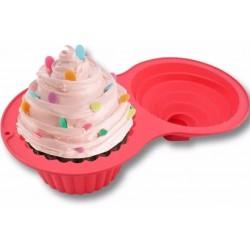 Forma de Silicone Cupcake Gigante