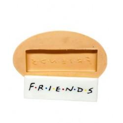 Molde de Silicone Friends - Logo Para Decorar
