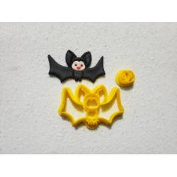 Cortador Vampirina Morcego Halloween