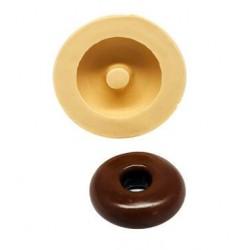 Molde de Silicone Donuts Sem Cobertura