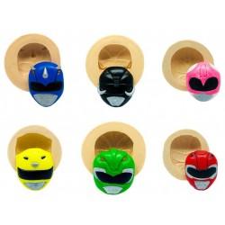 Molde de Silicone Power Rangers Kit Personagens