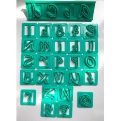 Marcador Alfabeto Completo e Simbolos