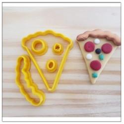 Cortador Fatia de Pizza