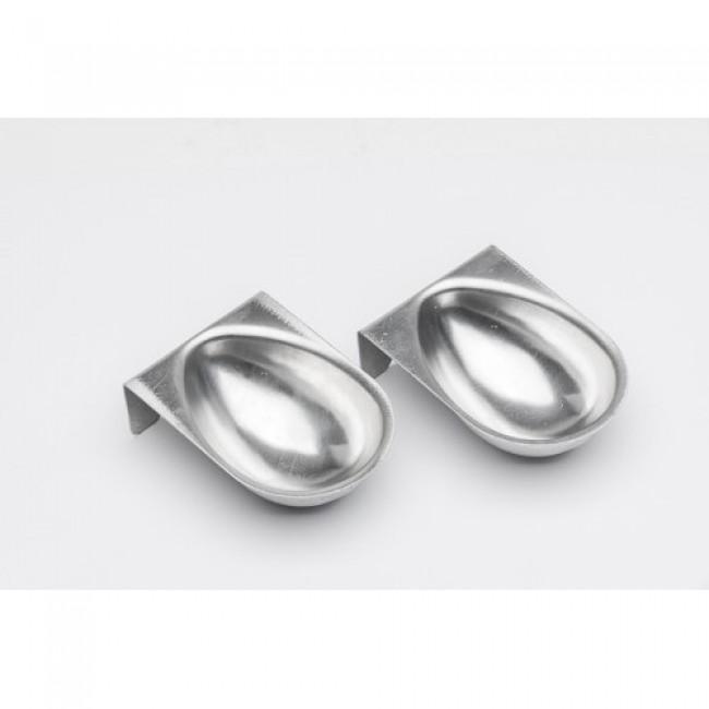 Forma Ovo De Páscoa Alumínio Pequeno