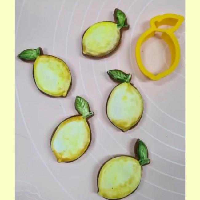 Cortador de Frutas Limão