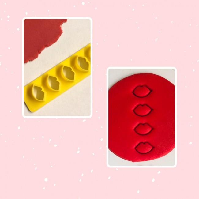Cortador Boca Para Fazer Confetes