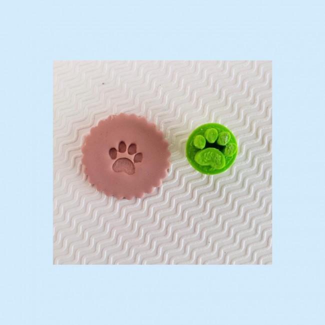 Carimbo Pata Patinha de Cachorro Pet Para Docinhos