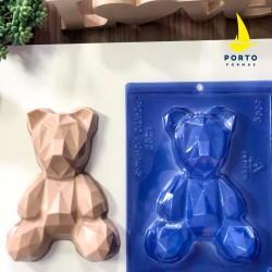 Forma Urso Geometrico Especial 3 Partes