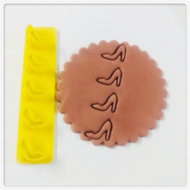 Cortador Salto Sapato Para Fazer Confetes