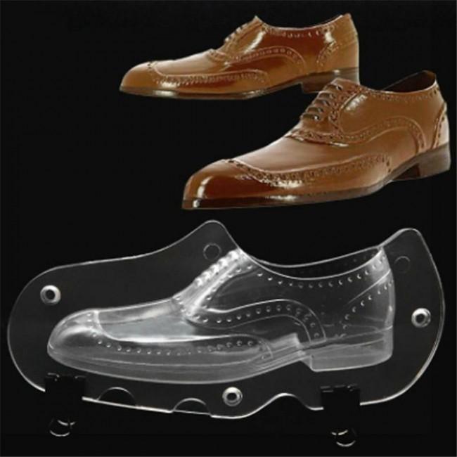 Forma de Acrilico Sapato Social Decorar