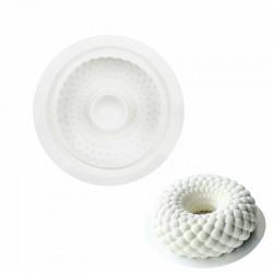 Forma de Silicone Importada Para Torta Bolos