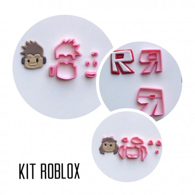 Cortador Kit Roblox Para Decorar