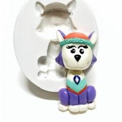 Molde de Silicone Patrulha Canina Everest