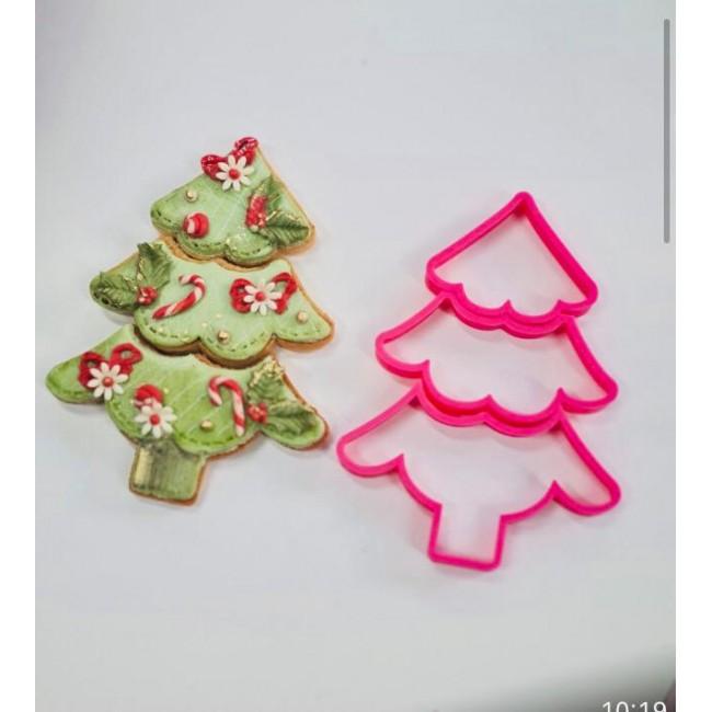 Cortadores Linha Nani, Árvores de Natal