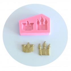 Molde Mini Castelo da Princesa