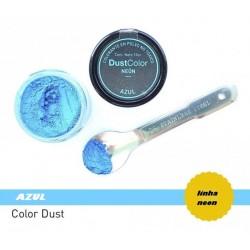 DustColor - Corante Azul Neon Importado