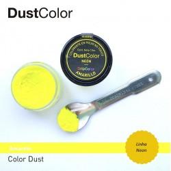 DustColor - Corante Amarelo Neon Importado