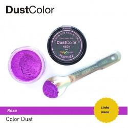DustColor - Corante Roxo Neon Importado