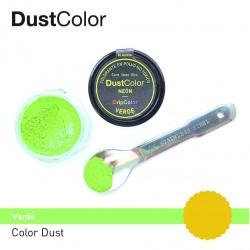 DustColor - Corante Verde Neon Importado
