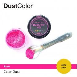 DustColor - Corante Rosa Neon Importado