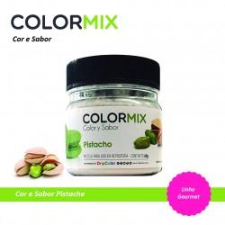 Mistura Aromatizante Importada Color Mix Verde - Sabor Pistachio