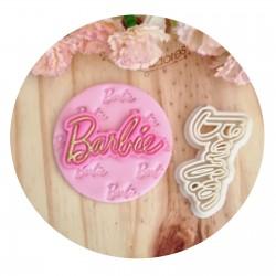 Cortador Logo Barbie