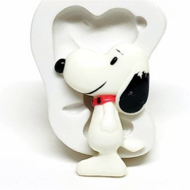 Molde de Silicone Turma do Snoopy - Snoopy
