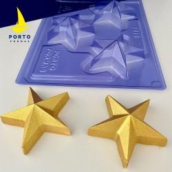 Forma Estrelas De Natal Especial 3 Partes
