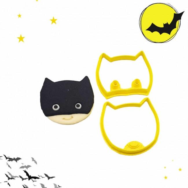 Cortador Rostinho do Batman Baby