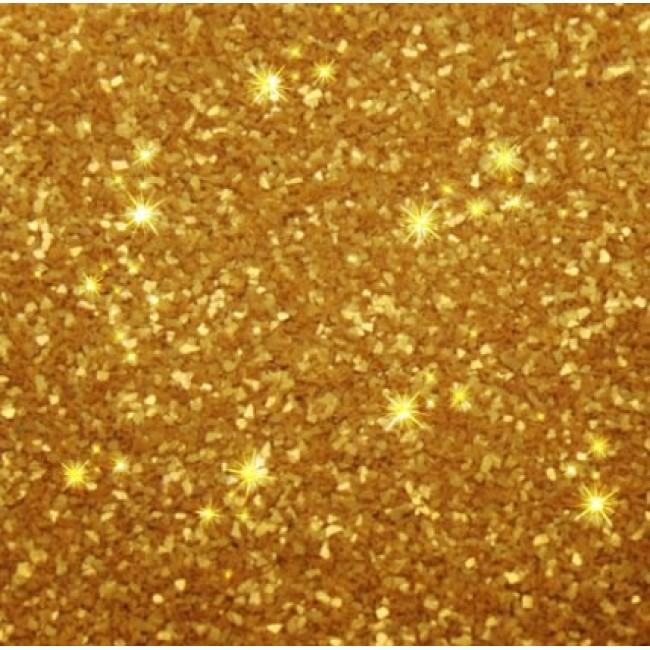 Glitter Comestível Importado Rainbow Dust Cristais Dourados