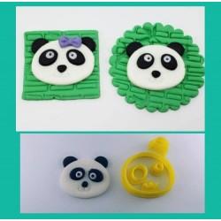 Cortador Panda Para Decorar