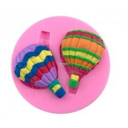 Molde de Silicone 2 Balões para Decorar Balão