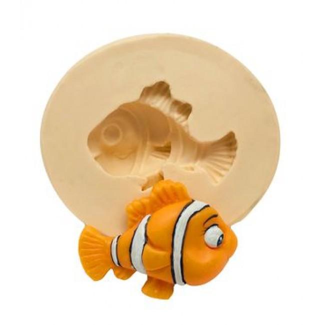 Molde de Silicone Procurando Nemo, Nemo