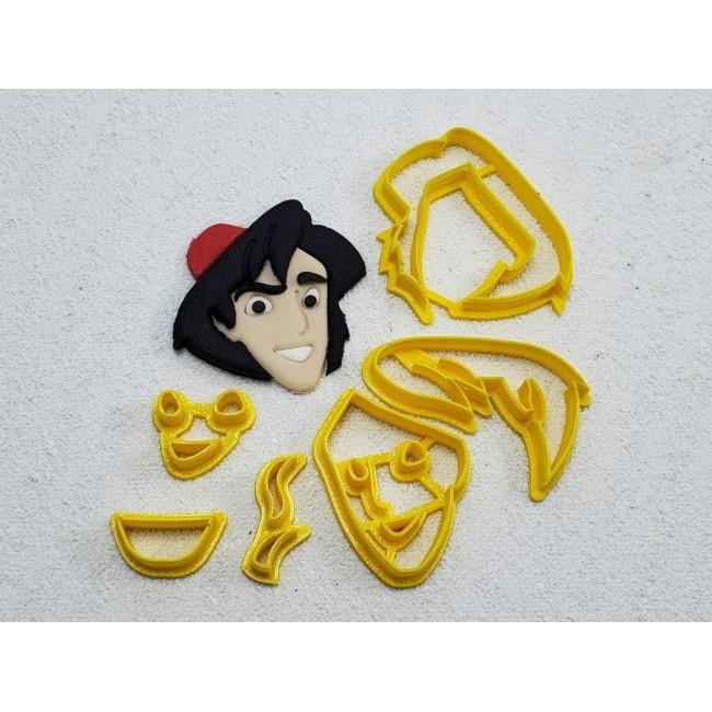 Cortador Aladin para Decorar Disney