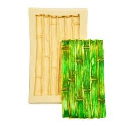 Molde de Silicone Bambu