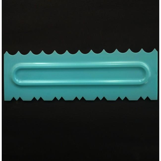 Régua de Plástico Modeladora de Bolo 6