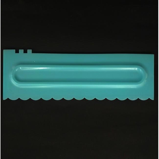 Régua de Plástico Modeladora de Bolo 8