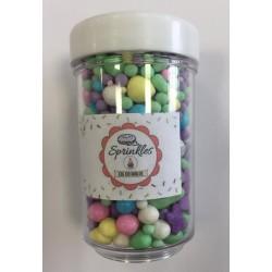 Sprinkles 50gm Colorido para Decorar