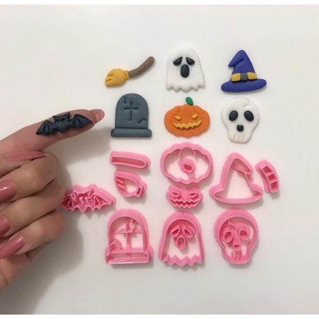Cortador Halloween para Decorar Dia das Bruxas