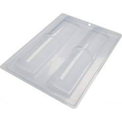 Forma PVC, Acetato Cilindro Gourmet
