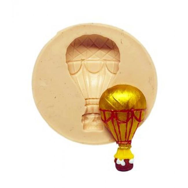 Molde de Silicone Mini Balão Dourado