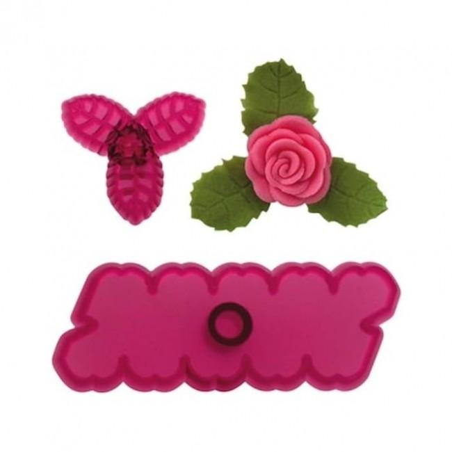 Marcador de Mini Rosas