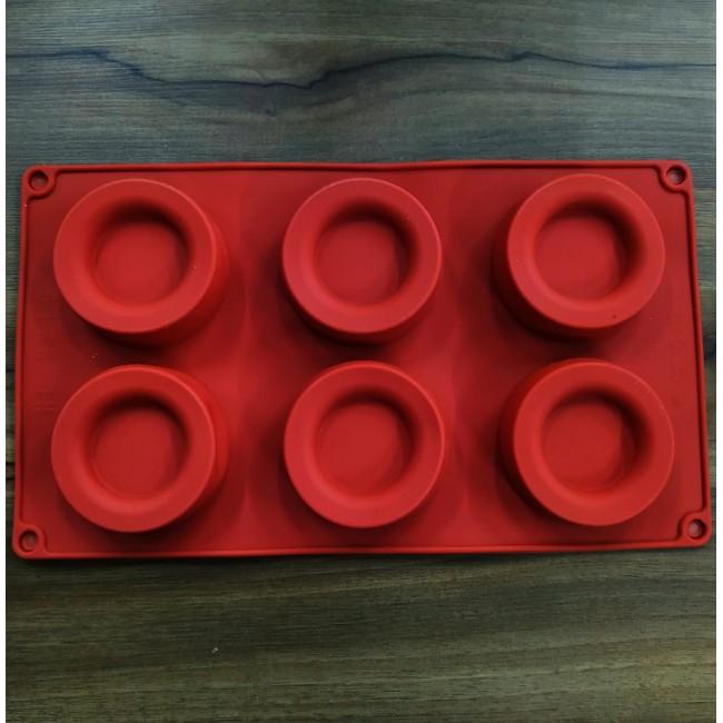 Forma de Silicone para Confeitar Doces e Cupcakes