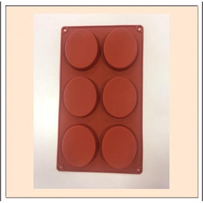 Forma de Silicone para Decorar Pão de Mel e Cupcakes Grau Alimentício