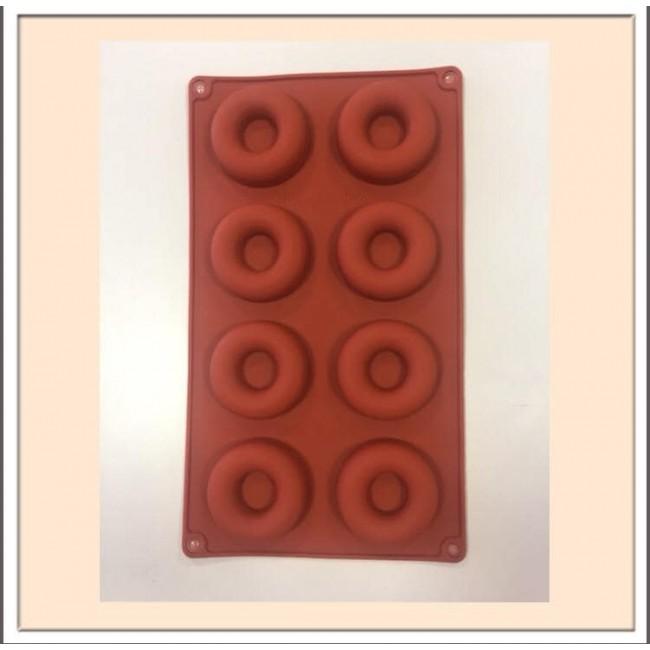 Forma de Silicone Cupcake para Decorar, Grau Alimentício