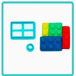 Cortador Lego para Decorar