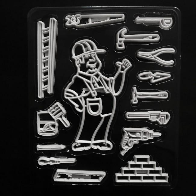 Marcador de Construção, Carpinteiro