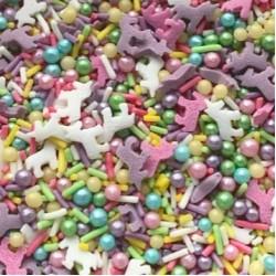 Confetes Importados Unicornio para Decorar